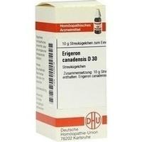 ERIGERON CANADENSIS D30, 10 G, Dhu-Arzneimittel GmbH & Co. KG