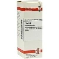 FILIX D 4, 20 ML, Dhu-Arzneimittel GmbH & Co. KG