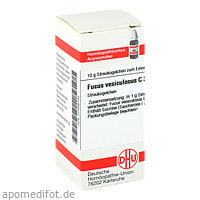 FUCUS VESICUL C30, 10 G, Dhu-Arzneimittel GmbH & Co. KG