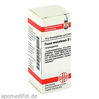 FUCUS VESICULOSUS D30, 10 G, Dhu-Arzneimittel GmbH & Co. KG