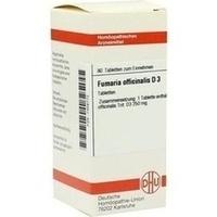 FUMARIA OFFICINALIS D 3, 80 ST, Dhu-Arzneimittel GmbH & Co. KG