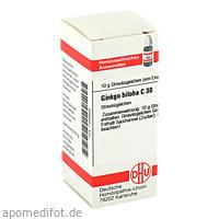 GINKGO BILOBA C30, 10 G, Dhu-Arzneimittel GmbH & Co. KG