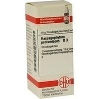HARPAGOPHYTUM PROCUM D 3, 10 G, Dhu-Arzneimittel GmbH & Co. KG