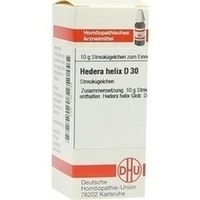 HEDERA HELIX D30, 10 G, Dhu-Arzneimittel GmbH & Co. KG