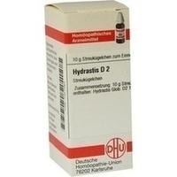HYDRASTIS D 2, 10 G, Dhu-Arzneimittel GmbH & Co. KG