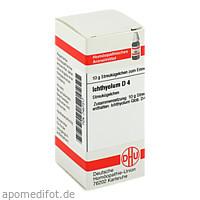 ICHTHYOLUM D 4, 10 G, Dhu-Arzneimittel GmbH & Co. KG