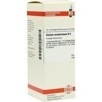 KALIUM ARSENICOS D 6, 50 ML, Dhu-Arzneimittel GmbH & Co. KG