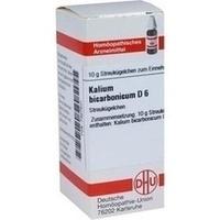 KALIUM BICARBONICUM D 6, 10 G, Dhu-Arzneimittel GmbH & Co. KG