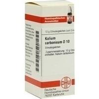 KALIUM CARBONICUM D10, 10 G, Dhu-Arzneimittel GmbH & Co. KG