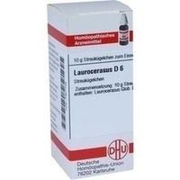 LAUROCERASUS D 6, 10 G, Dhu-Arzneimittel GmbH & Co. KG