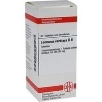 LEONURUS CARDIACA D 6, 80 ST, Dhu-Arzneimittel GmbH & Co. KG