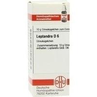 LEPTANDRA D 6, 10 G, Dhu-Arzneimittel GmbH & Co. KG