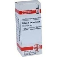 LITHIUM CARBONICUM D12, 10 G, Dhu-Arzneimittel GmbH & Co. KG