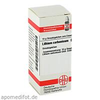 LITHIUM CARB D200, 10 G, Dhu-Arzneimittel GmbH & Co. KG