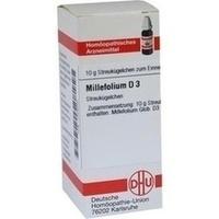 MILLEFOLIUM D 3, 10 G, Dhu-Arzneimittel GmbH & Co. KG