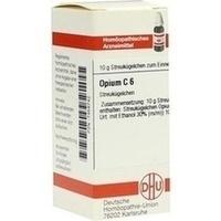 OPIUM C 6, 10 G, Dhu-Arzneimittel GmbH & Co. KG