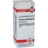 PAEONIA OFFIC D 4, 10 G, Dhu-Arzneimittel GmbH & Co. KG