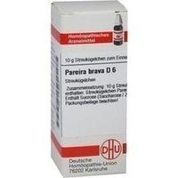 PAREIRA BRAVA D 6, 10 G, Dhu-Arzneimittel GmbH & Co. KG