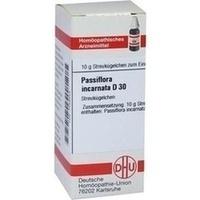 PASSIFLORA INCARNATA D30, 10 G, Dhu-Arzneimittel GmbH & Co. KG