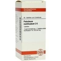 PETROLEUM RECTIFIC C 6, 80 ST, Dhu-Arzneimittel GmbH & Co. KG