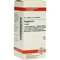 PROPOLIS D 4, 80 Stück, Dhu-Arzneimittel GmbH & Co. KG