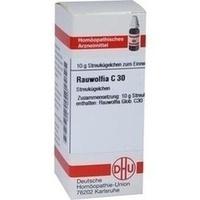 RAUWOLFIA C30, 10 G, Dhu-Arzneimittel GmbH & Co. KG