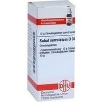 SABAL SERRUL D30, 10 G, Dhu-Arzneimittel GmbH & Co. KG