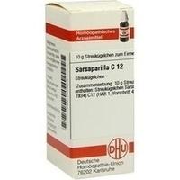 SARSAPARILLA C12, 10 G, Dhu-Arzneimittel GmbH & Co. KG