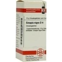SINAPIS NIGRA D 4, 10 G, Dhu-Arzneimittel GmbH & Co. KG
