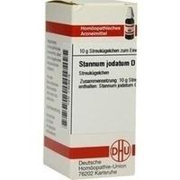 STANNUM JODAT D12, 10 G, Dhu-Arzneimittel GmbH & Co. KG
