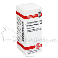 STREPTOCOCCINUM D200, 10 G, Dhu-Arzneimittel GmbH & Co. KG