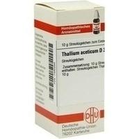 THALLIUM ACET D30, 10 G, Dhu-Arzneimittel GmbH & Co. KG