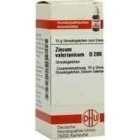ZINCUM VALER D200, 10 G, Dhu-Arzneimittel GmbH & Co. KG