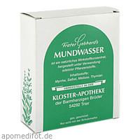 Frater Gebhard's Mundwasser, 100 ML, Frater Gebhard's Kloster Essenz Vertrieb