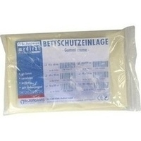 BETTSCHUTZEINLAGE GUMMI 120x90 CREME, 1 ST, Dr. Junghans Medical GmbH