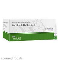 DISCI BAMB HM INJ, 50X5 ML, Homöopathisches Laboratorium Alexander Pflüger GmbH & Co. KG