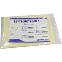 BETTSCHUTZEINLAGE GUMMI 150x90 CREME, 1 ST, Dr. Junghans Medical GmbH