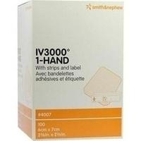OPSITE I V 3000 6CMX7CM, 100 ST, Smith & Nephew GmbH