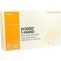 OPSITE I V 3000 10CMX12CM, 50 ST, Smith & Nephew GmbH