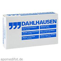 Holzmundspatel, 100 ST, P.J.Dahlhausen & Co. GmbH