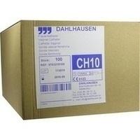 Frauenkatheter 20cm CH10, 100 ST, P.J.Dahlhausen & Co. GmbH