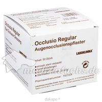 OCCLUSIO regular Augenpflaster, 50 ST, Laboklinika Produktions-Und Vertriebs-Gesellschaft mbH
