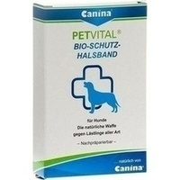 PETVITAL Bio-Schutz-Halsband groß 65cm vet., 1 ST, Canina Pharma GmbH