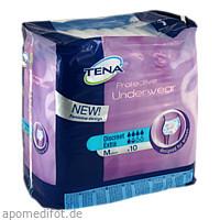 TENA Protective Underwear Discreet Extra M, 10 ST, Essity Germany GmbH