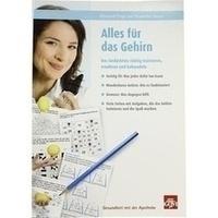 ALLES FÜR das Gehirn Buch, 1 ST, Avoxa - Mediengruppe Deutscher Apotheker