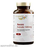 Reishi Extrakt 500mg, 100 ST, Vita World GmbH