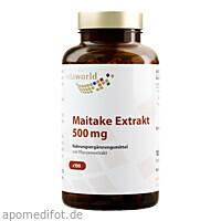 Maitake Extrakt 500mg, 100 ST, Vita World GmbH