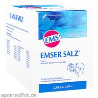 EMSER SALZ Beutel, 100 ST, Sidroga Gesellschaft Für Gesundheitsprodukte mbH