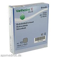 VARIHESIVE E HKV hydroaktiv 10x10cm 965246, 10 ST, Convatec (Germany) GmbH