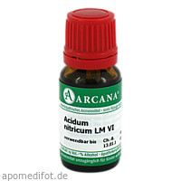 ACIDUM NITR LM 6, 10 ML, ARCANA Dr. Sewerin GmbH & Co. KG